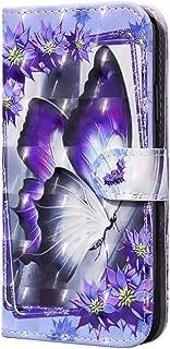 CRABOT Plånboksfodral för Samsung Galaxy A20S Djur Serie Fodral,Premium läder Flip Telefonfodral för Samsung Galaxy A20S+...