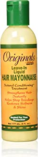 Africas Best Conditioner Originals Hair Mayonnaise Leave-In 6 Ounce (177ml)