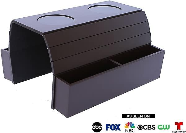 沙发沙发托盘桌遥控器和手机收纳架扶手收纳架桌子两侧有口袋