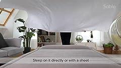 Amazon.com: Colchones de aire Sable Queen, cama de aire ...