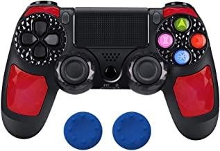PS4 Controller Wireless Gamepad Double Shock 4 Joystick for Sony Playstation 4 / PS4 Pro / PS4 Slim with 3.5mm Headset Plug