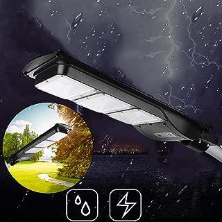 Zoternen Luz Solar 180LED con Sensor Crepuscular Impermeable