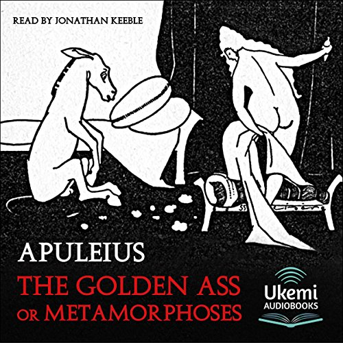 The Golden Ass or Metamorphoses audiobook cover art