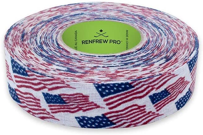Renfrew Scapa Tapes Bright or Miami Cheap mail order sales Mall Cloth Patterned Tap Hockey