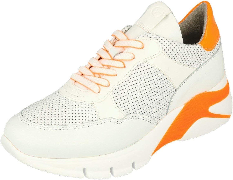 Tamaris Turnschuhe 23793 32 Orange Neon Weiß gcwz412424800