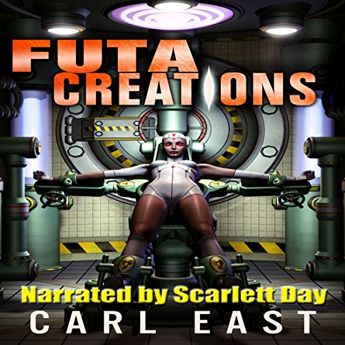 Futa Creations audiobook cover art