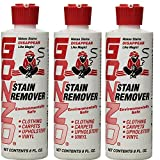 Gonzo Stain Remover 8 Oz Pack of 3 (8 Oz Ea)