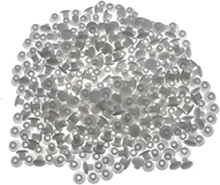 Micro Trader 250 Pcs 5mm Kitchen Cabinet Cupboard Shelf Hole Blanking Drilling Cover Caps Plugs