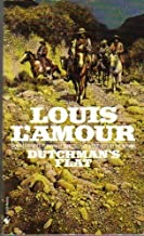 Louis L'Amour - Five Softbound Books: Dutchman's Flat, Bowdrie's Law, Silver Canyon, Fallon and Shadow Riders