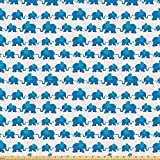 ABAKUHAUS Elefant ausdehnbar mit Elestan für