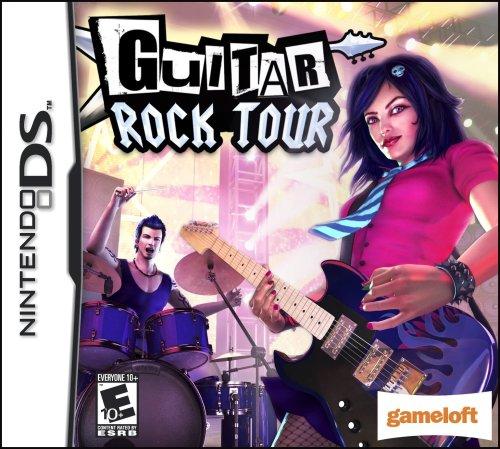 Guitar Rock Tour - Nintendo DS