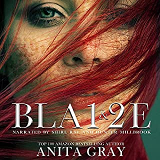 BLAIRE & BLAI2E: Box set: The Dark Romance Series                   Written by:                                                                                                                                 Anita Gray                               Narrated by:                                                                                                                                 Shirl Rae,                                                                                        Hunter MillBrook                      Length: 30 hrs and 33 mins     1 rating     Overall 5.0