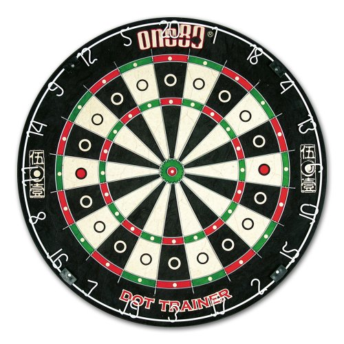 one80 Dartboard Dot Trainer, Mehrfarbig, 4106