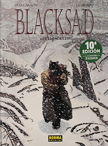 BLACKSAD 2. ARCTICNATION (CÓMIC EUROPEO)