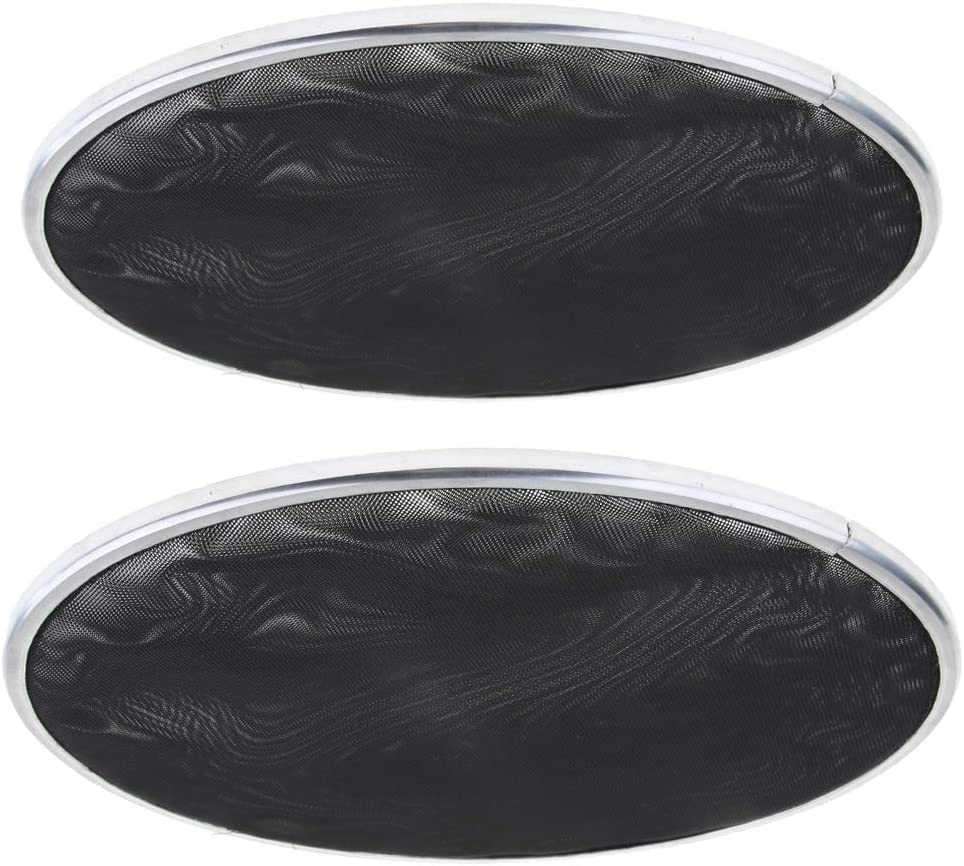 Jili Online 2pcs Denver Mall Black 2-ply Drum S for Head Nashville-Davidson Mall Bass Skin