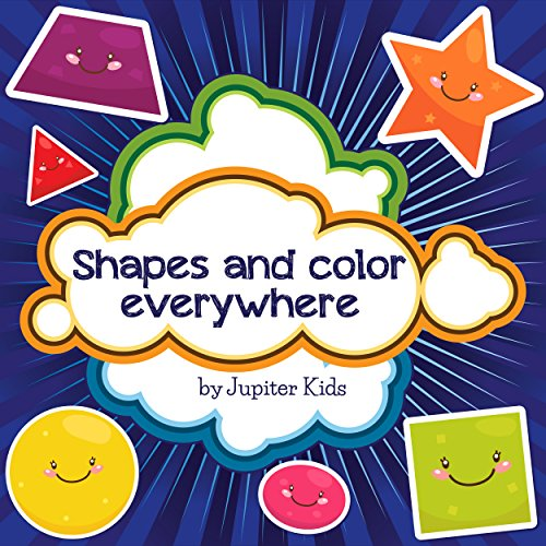 Shapes and Color Everywhere cover art
