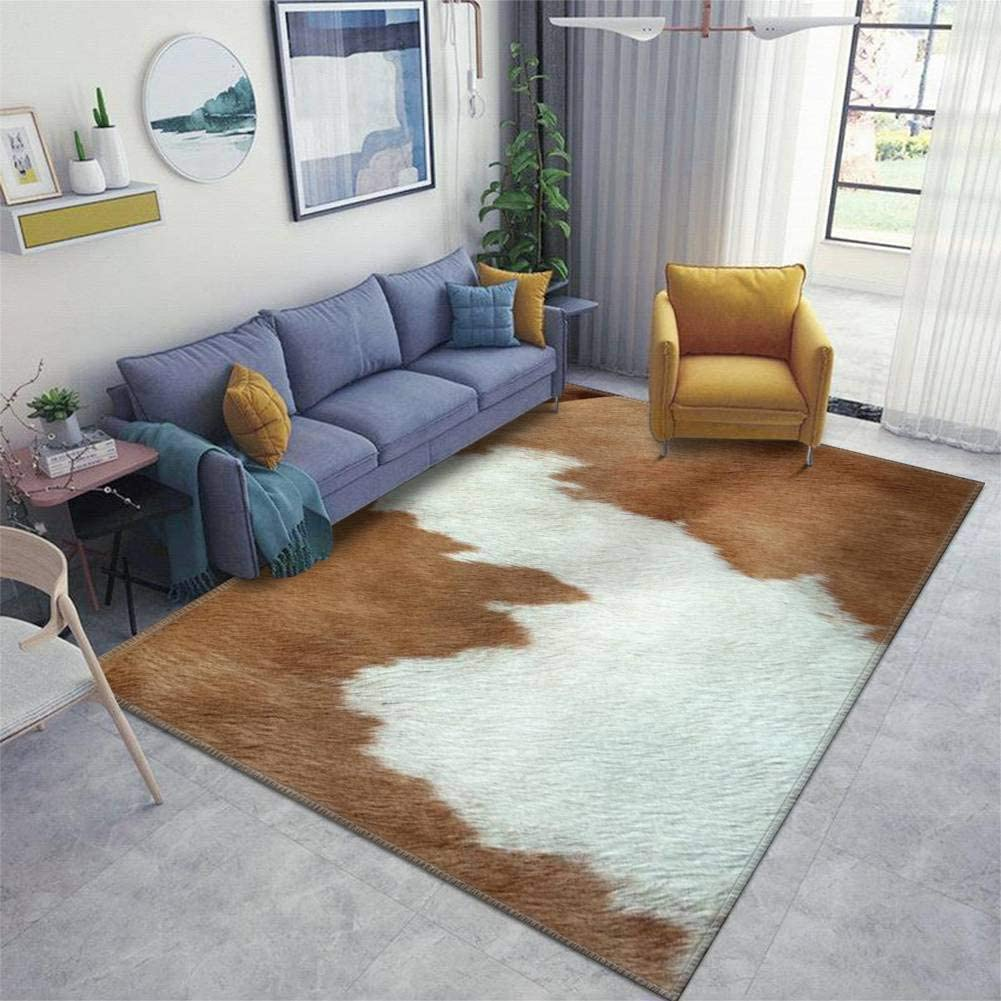Home Area 感謝価格 セール品 Runner Rug Pad Cowhide Mats Thickened Doormat Non Slip