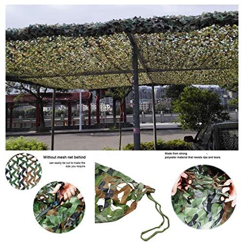 Red De Camuflaje Ejército Militar Verde Red De Protección Solar Protector Solar Malla Toldos Para La Caza Disparo Esconder Al Aire Libre Cámping Esconder Jardín Decoración Coche Coverd Shade 2mx3m