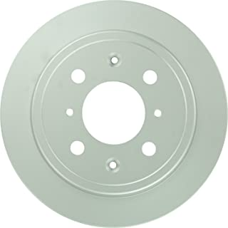 Bosch 26010753 QuietCast Premium Disc Brake Rotor For Acura: 1990-2001 Integra; Honda: 1989 Accord, 1990-1991 CRX, 1988-1991 Prelude; Rear