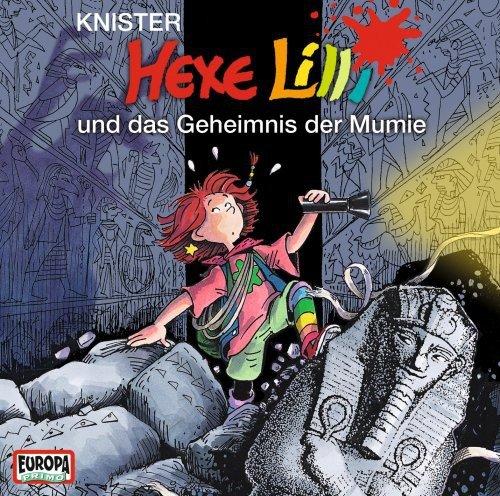 Hexe Lilli, Folge 9: Und das Geheimnis der Mumie