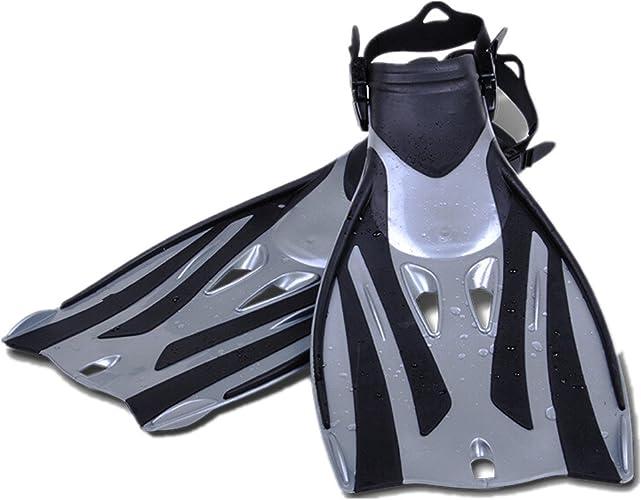 EODUDO-S Palmes de plongée légères pour la Natation d'activités Aquatiques de Natation d'hommes Aquatiques de Femmes Plus de Styles