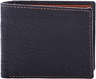 Laveri Leather Wallet for Men - Leather, Black