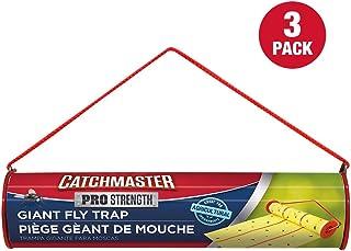 Catchmaster Giant Sticky Fly Trap - 3 Pack