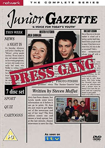Press Gang: The Complete Series [DVD]