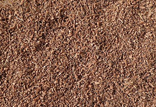 Kokoseinstreu extra fein 25 Liter 1er Pack (EUR 0,70/Liter), Kokoschips, Einstreu geeignet als Käfig Bodenbedeckung für Kaninchen, Meerschweinchen, Ratten, Degus und andere Nagetiere, ebenso geeignet für Schlangen, Schildkröten und andere Reptilien