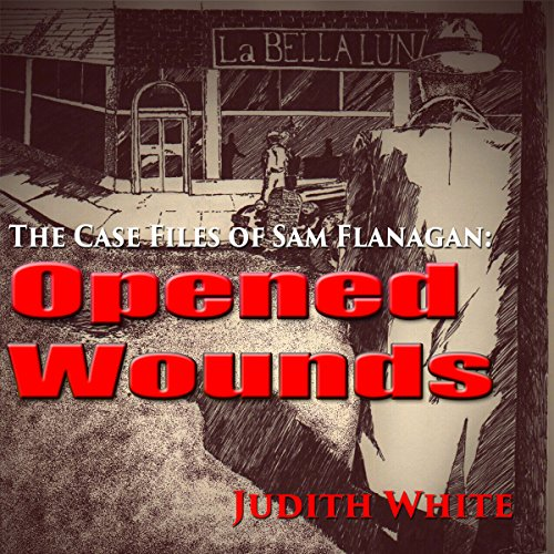 Opened Wounds audiobook cover art