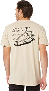 Imperial Motion Men's Still Stoked Mens Tee Short Sleeve Cotton