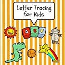 Letter Tracing for Kids: Practice Tracing Letters and Alphabet, Ages 3-5, Preschool, Orange (ABC Learning for Toddlers, Pr...