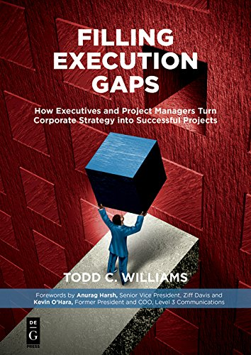 Filling Execution Gaps: How Executives and Project Managers Turn Corporate Strategy into Successful Projects