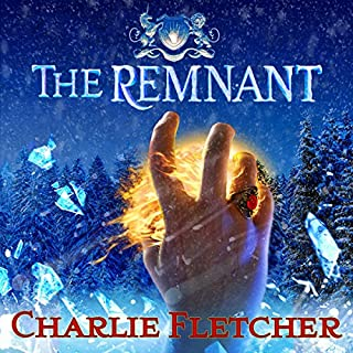 The Remnant     Oversight Trilogy, Book 3              By:                                                                                                                                 Charlie Fletcher                               Narrated by:                                                                                                                                 Charlie Fletcher                      Length: 12 hrs and 23 mins     116 ratings     Overall 4.5