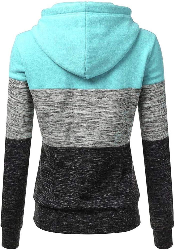 Hoodies for Women,Womens Hoodies Pullover 2021 Hoodie Sweatshirt Jumper Drawstring Pullover Tops Blouses Pocket