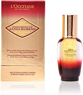 Loccitane Immortelle Jania Rubens Divine Harmony Serum for Women, 1 oz, 30 ml