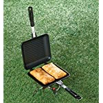TF Gear Camping Sandwich Toaster Grill, Cooks Toasties, Breakfast and More! Ideal for Fishing 11