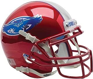 Schutt Sports NCAA Florida Atlantic Owls Mini Authentic Football Helmet, Red Chrome Alt. 1