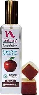 Nisha's Handmade Apple Cider Mist Body lotions| (100Ml) (Multi-colored)