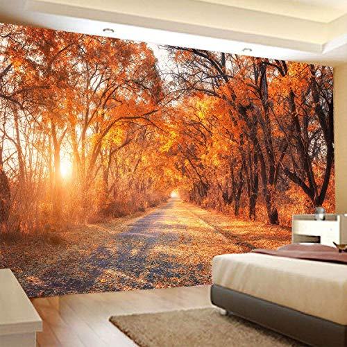 Paisaje bosque serie tapiz colgante de pared paño de pared decoración del hogar dormitorio sala de estar tapiz tela de fondo a6 180x200cm