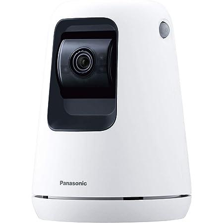 パナソニック スマ@ホーム Works with Alexa認定 ネットワークカメラ KX-HBC200-W ベビーカメラ 自動追尾 タイムラプス搭載
