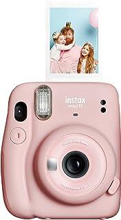 Fujifilm Instax Mini 11 Instant Camera - Blush Pink (Renewed)