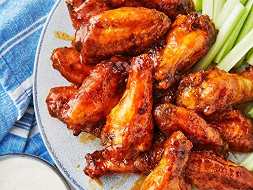 How To Make The Crispiest Baked Buffalo Wings