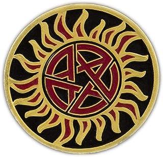 QMx Supernatural Hunter's Challenge Coin