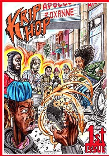 Krip-Hop Graphic Novel Vol. 1