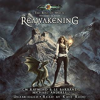Reawakening audiobook cover art
