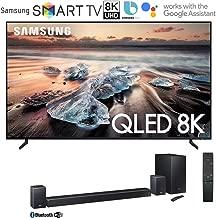 Samsung QN75Q900RB 75-inch Q900 QLED Smart 8K UHD TV (2019 Model) Bundle 510W 7.1.4-Channel Soundbar System with Wireless Subwoofer with Instant $600 Saving