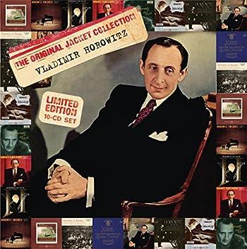 The Original Jacket Collection- Vladimir Horowitz