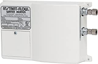 Chronomite SR-20L/208 HTR 208-Volt 20-Amp SR Series Instant-Flow Low Flow Tankless Water Heater by Chronomite
