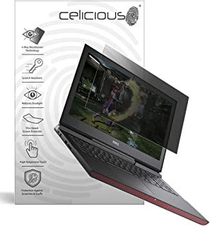Celicious Protector de Pantalla de Privacidad de Cuádruple Vía Screen Privacy Plus para DELL Inspiron 15 7567